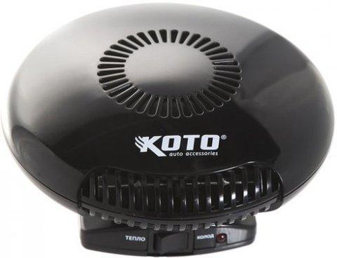 Керамический обогреватель - вентилятор салона KOTO (200 Вт)