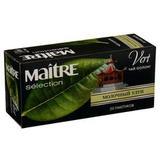 чай Мэтр Молочный улун зеленый, артикул бас008, производитель - МЭТР