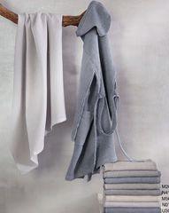 Набор полотенец 2 шт Mirabello Marsiglia бежевый