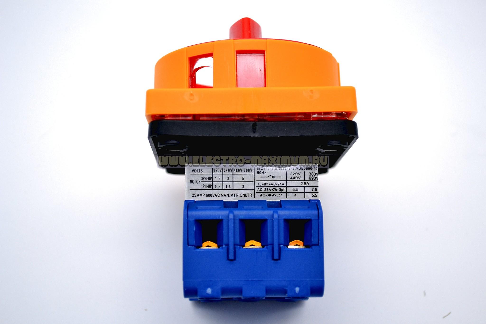 Выключатель TWD11-25A