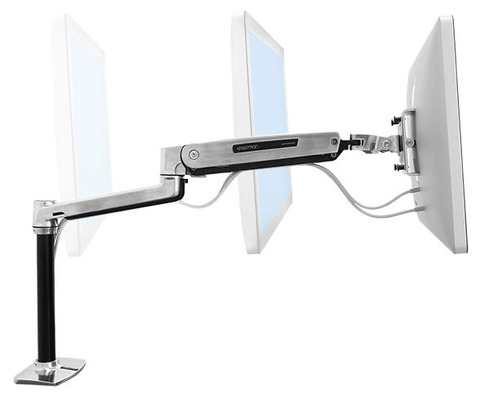 Ergotron LX HD Sit-Stand Desk Mount (45-384-026)