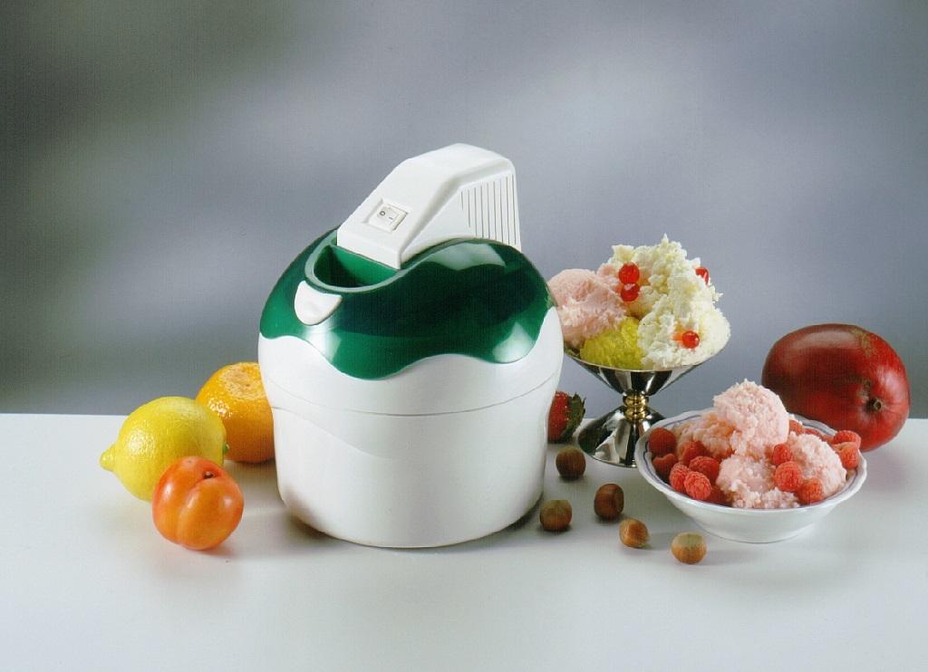 Мороженица GELATO HARLEQUIN 1.1 GREEN