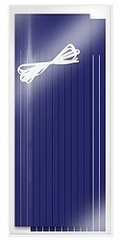 Гирлянда Тассел, Синяя, 3 м, 12 листов