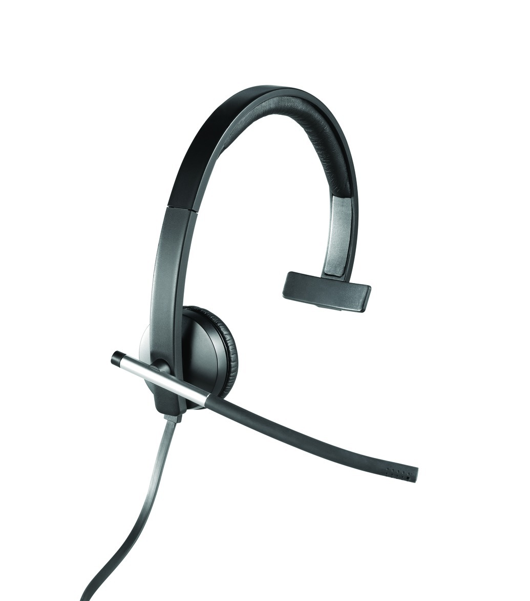 LOGITECH USB Headset Mono H650e