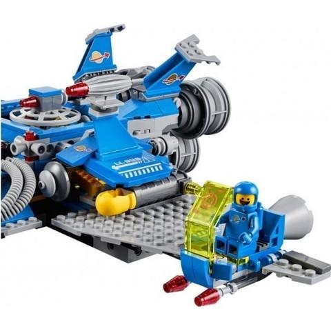LEGO Movie: Космический корабль Бенни 70816 — Benny's Spaceship, Spaceship, SPACESHIP! — Лего Фильм Муви