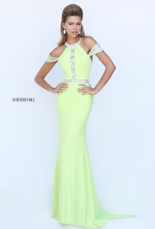 Sherri Hill 50341-3
