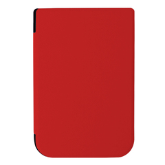Чехол Hard Case With Clips для PocketBook 631 Red Красный
