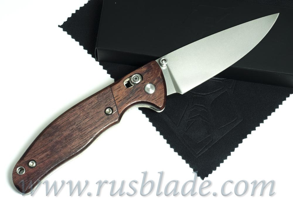Shirogorov T90 ebony Х12МФ Tabargan