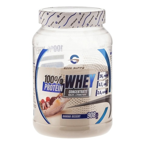Whey Protein 80% 2lb.