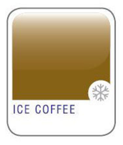 Гелевый пигмент ICE COFFEE, Organic Line, Amiea