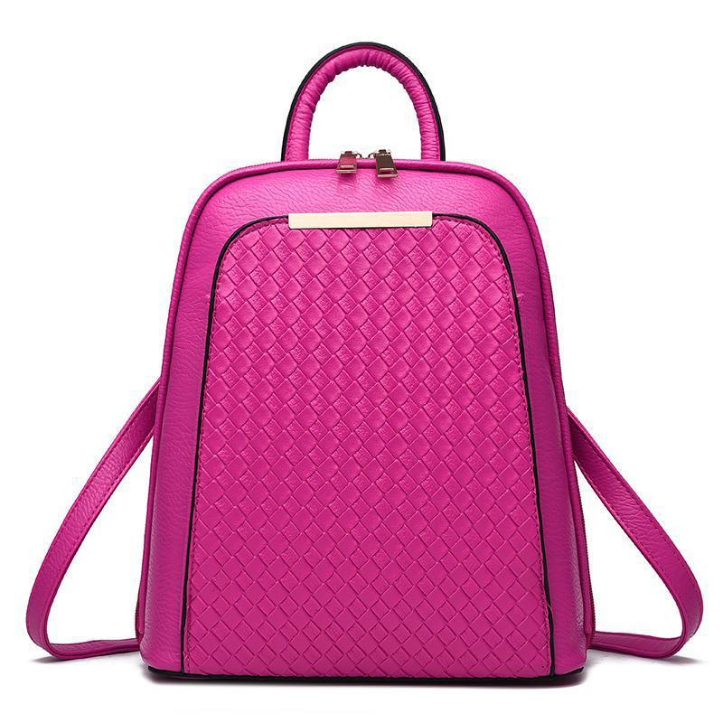 Женский рюкзак 7288 Rose