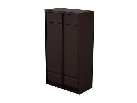 Шкаф без зеркал Коричневый