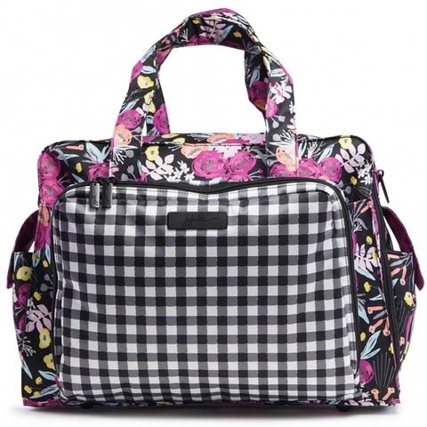 Дорожная сумка Ju-Ju-Be Be Prepared Gingham Bloom