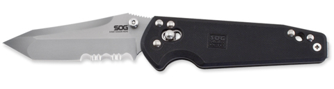 Купить Складной нож SOG Мод. X-RAY VISION MINI 97195 по доступной цене