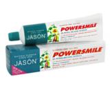 Отбеливающая зубная паста с ванилью и мятой, Jason