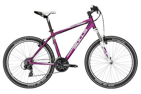 Bulls Nandi (2015) фиолетовый с белым