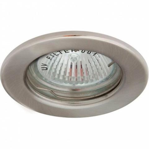 Светильник потолочный точечный встраиваемый DL10 Feron Хром