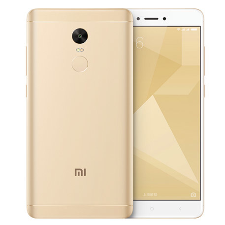 Xiaomi Redmi Note 4X 32GB Gold