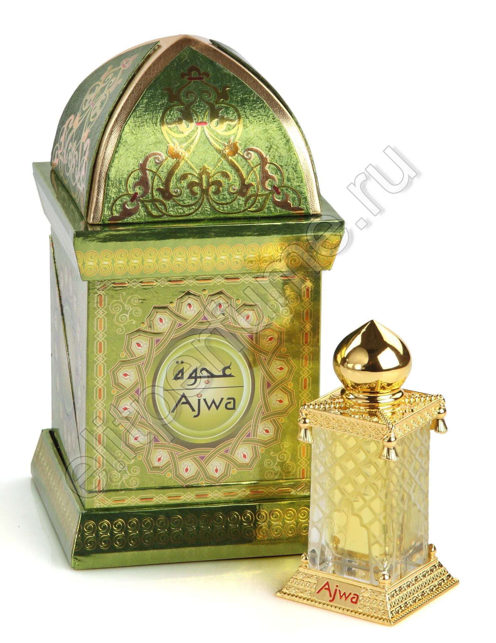 Аджва Ajwa 30 мл арабские мужские масляные духи от Аль Харамайн Al Haramain Perfumes