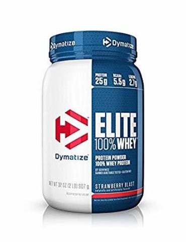 DMT Elite Whey, 2lbs.