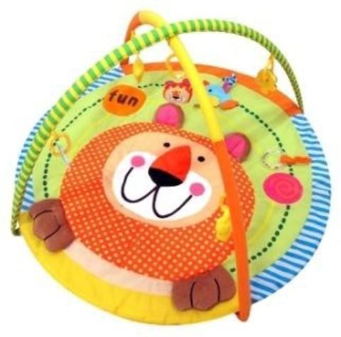 Игровой коврик для новорожденных  Baby Mix Лев1