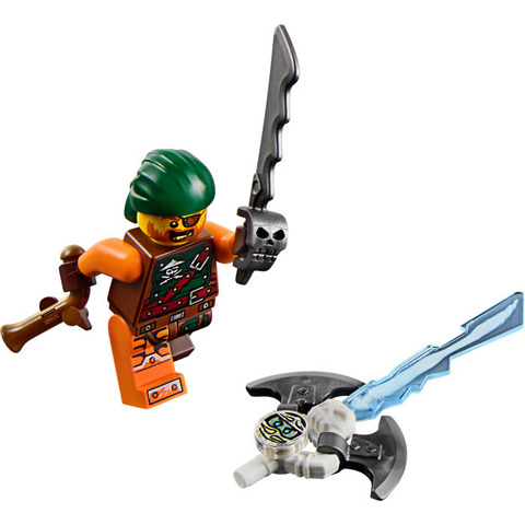 LEGO Ninjago: Дракон Коула 70599 — Cole's Dragon — Лего Ниндзяго