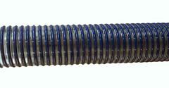 Шланг (диам.40 мм) напорно-всасывающий морозоустойчивый 30 метров, армирован ПВХ спиралью