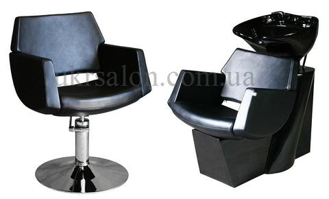 Комплект парикмахерской мебели Gant