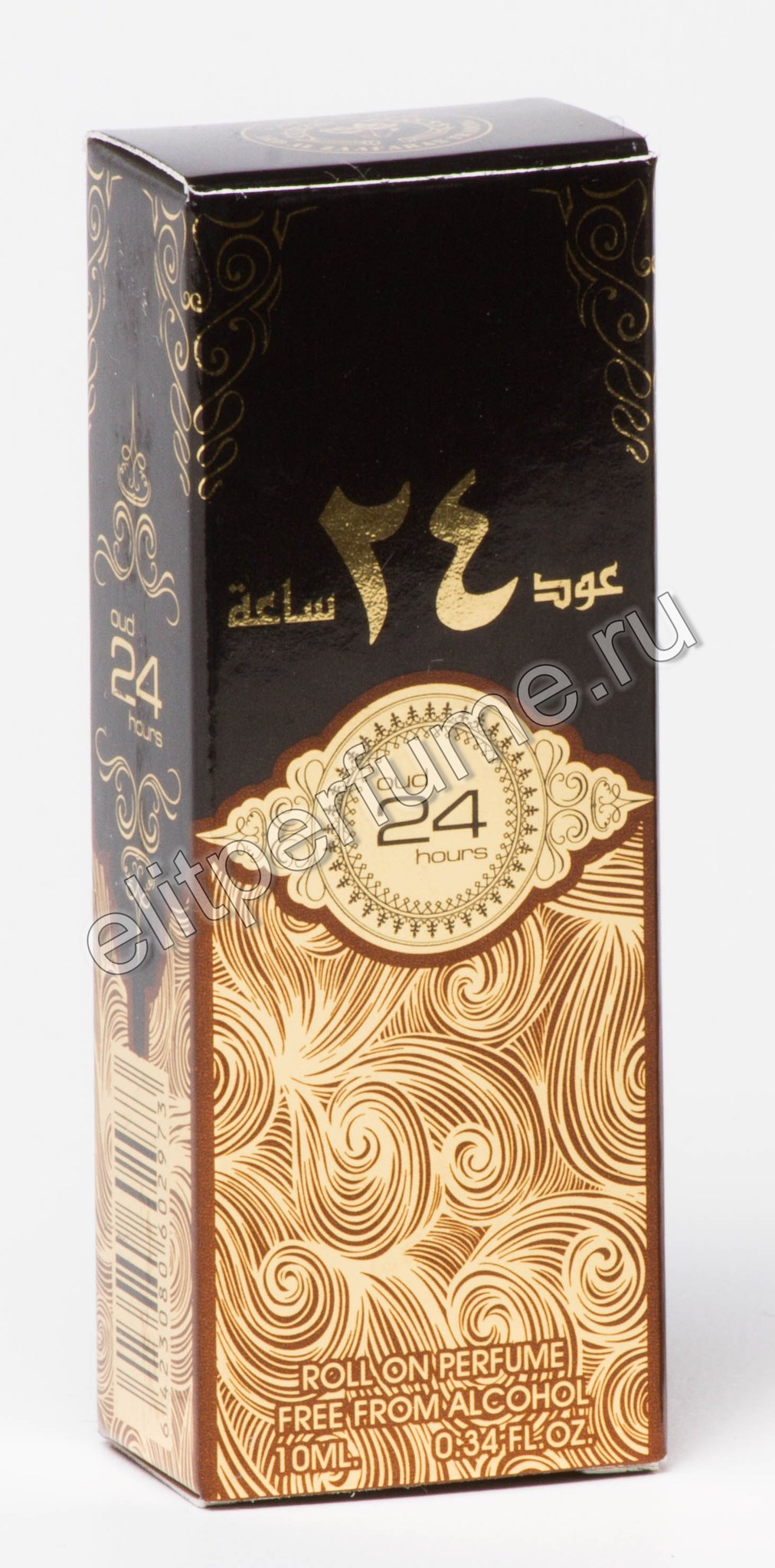 Oud 24 Hours Оуд 24 часа 10 мл арабские масляные духи от Ард Аль Заафаран Ard Al Zaafaran