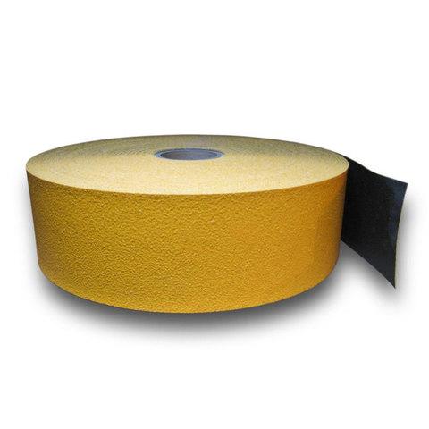 Лента дорожной разметки жёлтая
