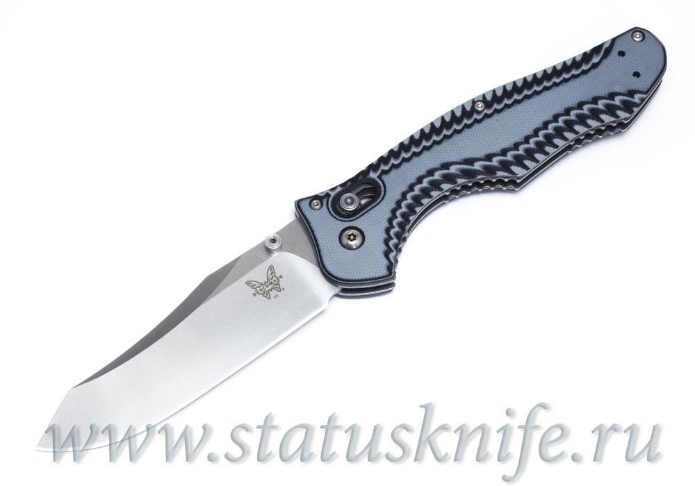 Нож Benchmade 810-1801 Contego™ M390 SS Satin