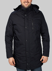 Куртка удлиненная с капюшоном Pierre Cardin 67080_3901_3000
