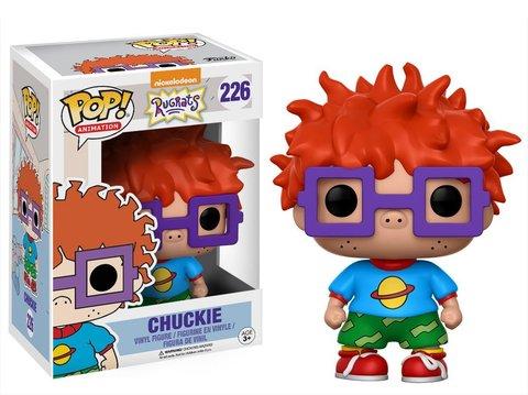 Chuckie Nickelodeon Funko Pop! Vinyl Figure || Чаки Ох уж эти детки
