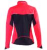 Лыжная разминочная куртка для женщин Nordski Premium красная