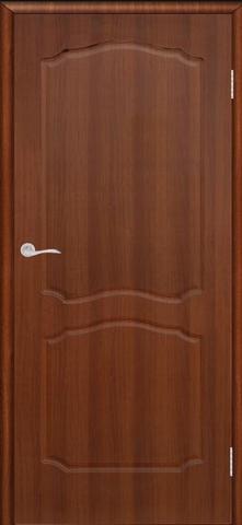 Дверь Сибирь Профиль Классика, цвет итальянский орех, глухая