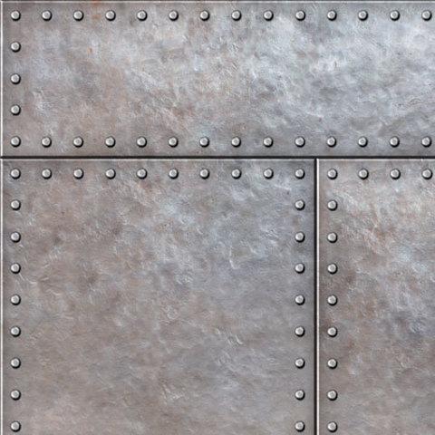 Этиклейка Металл