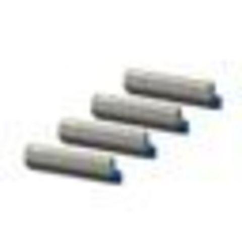 Тонер-картридж OKI C822 - Cyan. Ресурс 7.3K (44844615, 44844627)