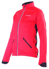 Женская лыжная куртка Nordski Premium NSW302900 красная