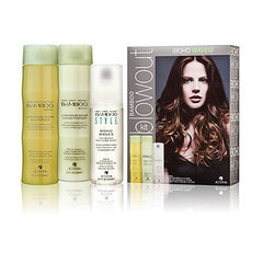 Alterna Bamboo Shine Boho Waves Blowout Kit - Набор «Водопад локонов»