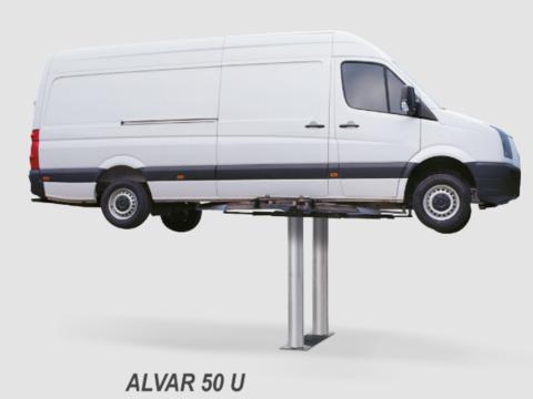 Подъёмник плунжерный BUTLER  ALVAR 50U