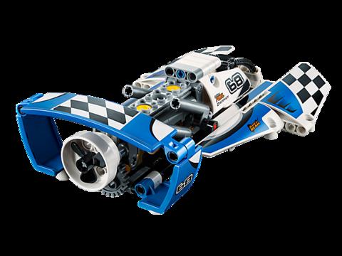 LEGO Technic: Гоночный гидроплан 42045 — Hydroplane Racer — Лего Техник