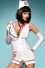 Костюм медсестры Emergency dress