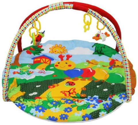 Игровой коврик для новорожденных  Baby Mix Весна