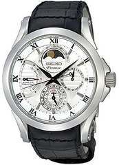 Мужские японские наручные часы Seiko SRX003P1