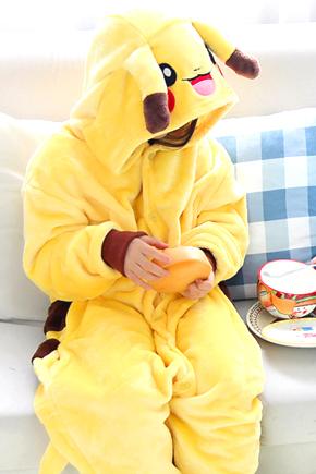 """Детские пижамы кигуруми """"Пикачу"""" пикачу_детский1.jpg"""