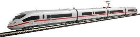 Скоростной поезд ICE 3 DB AG V эпоха