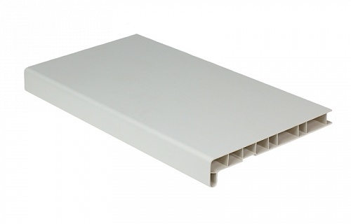 Подоконники ПВХ Подоконник ПВХ Белый 300х1,5м Подоконник_ПВХ.jpg