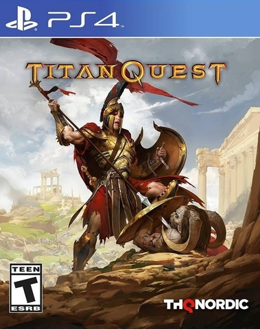 Sony PS4 Titan Quest (русская версия)