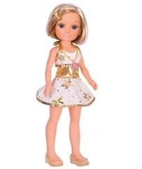 Famosa Кукла Нэнси с короткой стрижкой + украшения (700008238_gold_plat'e)