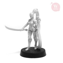 Kalindra Venormus, Assassiness4